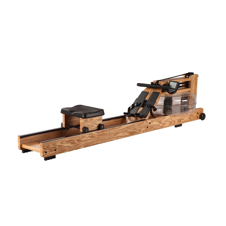水阻划船机 WATER ROWER 橡木实木本色款